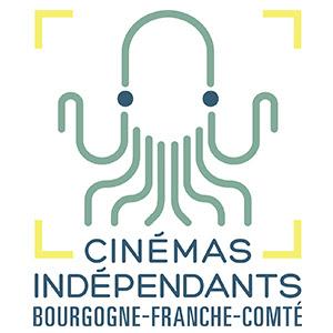 Logo Association des Cinémas Indépendants de Bourgogne-Franche-Comté